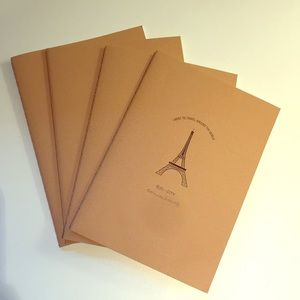 Other - Travel-themed Notebooks Package
